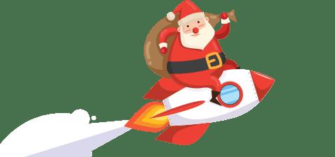 Père Noël Illustration