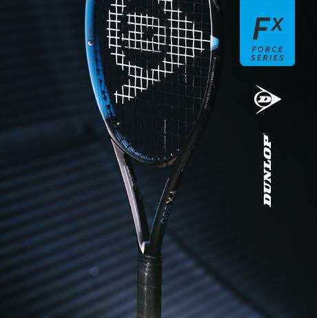 Raquette de tennis adulte Dunlop FX