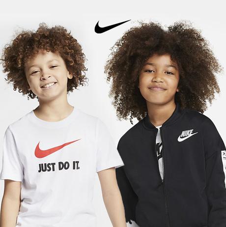 Vêtements de tennis Nike junior - Nouvelle collection Training