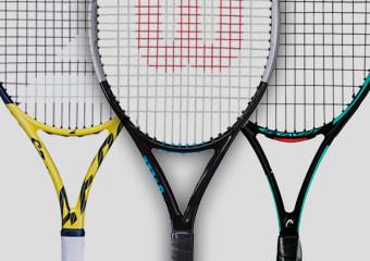 Raquettes de tennis junior