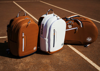 Sacs de tennis collection Roland-Garros