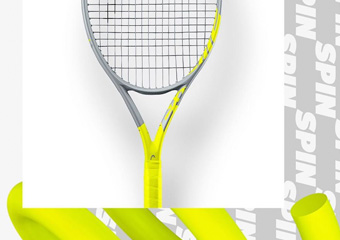 Raquette de tennis adulte Head Graphene 360+ Extreme