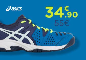 Chaussures de tennis junior Asics Junior Gel Rally