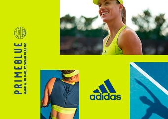 Vêtements femme : Nouvelle collection adidas Australian Open