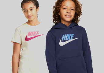 Nouvelle collection vêtements Nike
