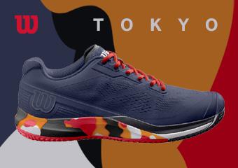 Chaussures Wilson Rush Pro Tokyo