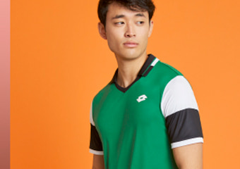 Collection de Vetements de tennis homme Lotto Printemps/Ete