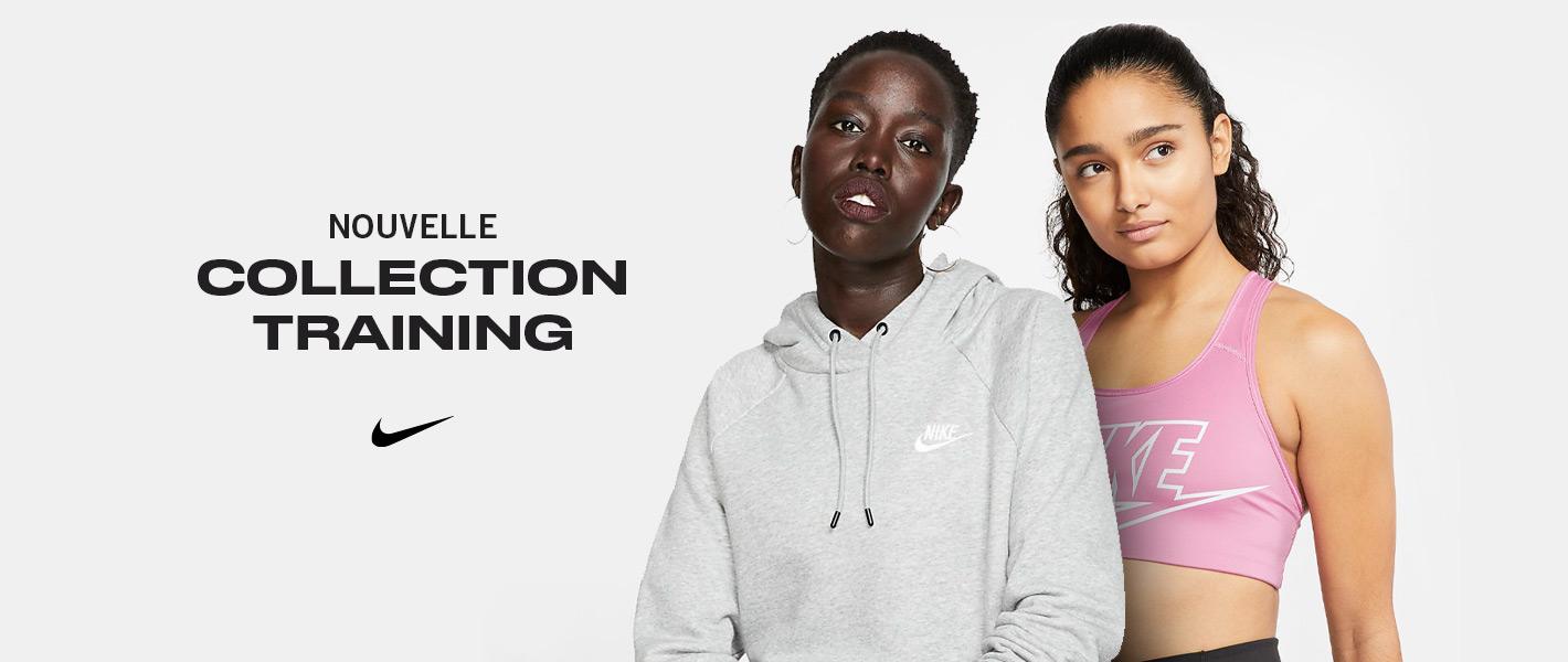 Vetements de tennis Nike Training femme