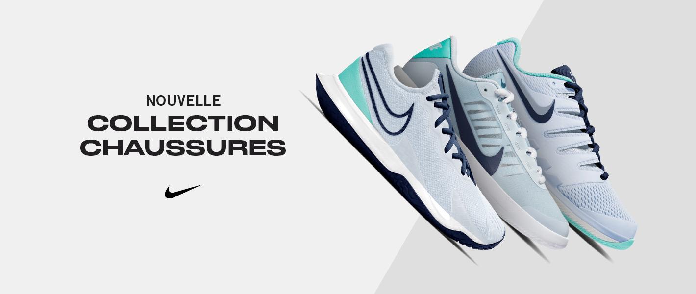 Nouvelles chaussures de tennis Nike femme