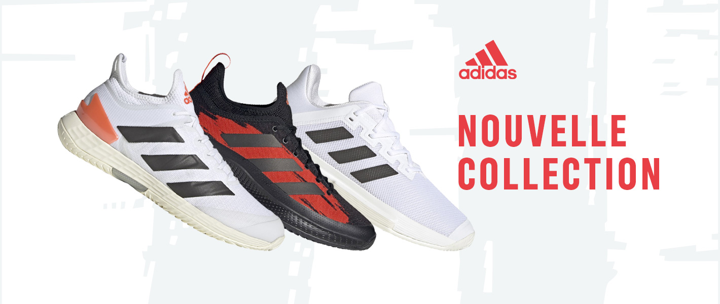 Nouvelle collection chaussures adidas