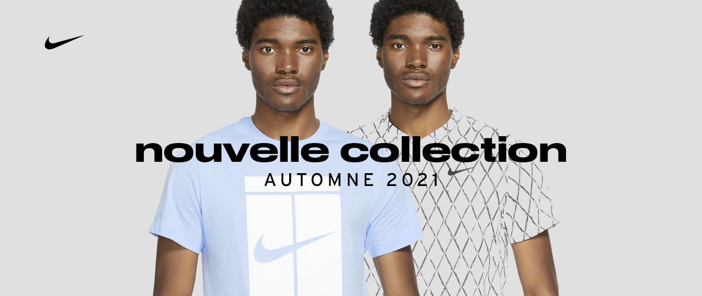 Nouvelle collection Nike vêtements
