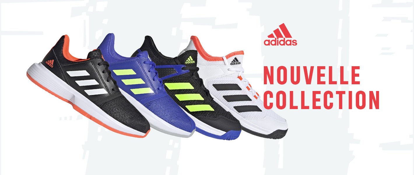 Nouvelle co chaussures adidas