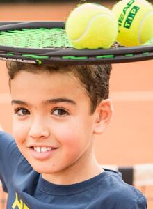 Balles de tennis junior