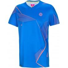 Tee-Shirt Bidi Badu Sunil Tech Col V Bleu