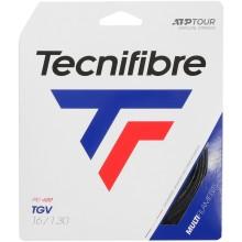 Cordage Tecnifibre TGV Noir (12m)