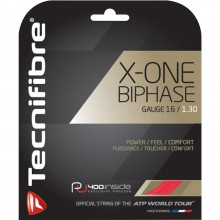 Cordage Tecnifibre X-one Biphase Rouge