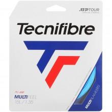 Cordage Tecnifibre Multifeel Bleu (12m)