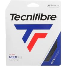 Cordage Tecnifibre Multifeel Noir (12m)