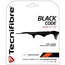 Cordage Tecnifibre Black Code Fire (12 mètres)