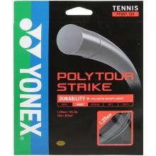 Cordage Yonex Polytour Strike Gris (12 Mètres)