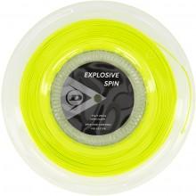Bobine Dunlop Explosive Spin Jaune