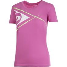Tee-Shirt Dunlop Club Big D Rose
