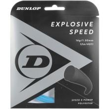 Cordage Dunlop Explosive Speed Bleu (12 Mètres)