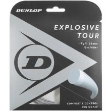 Cordage Dunlop Explosive Tour Gris (12 Mètres)