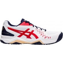 Chaussures Asics Gel Challenger 12 Toutes Surfaces Blanches
