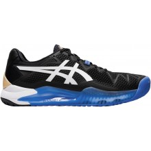 Chaussures Asics Gel Resolution 8 Toutes Surfaces Bleues