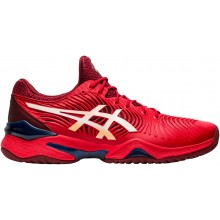 Chaussures Asics Court FF Toutes Surfaces Rouges