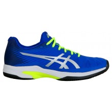 Chaussures Asics Speed FF Terre Battue Bleues