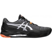 Chaussures Asics Gel Resolution 8 Monfils New York Terre Battue