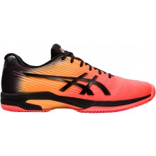 Chaussures Asics Solution Speed FF Modern Tokyo Terre Battue Oranges