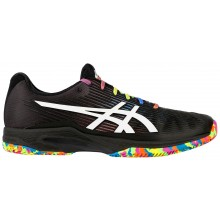 Chaussures Asics Speed FF Terre Battue Noires