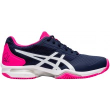 Chaussures Asics Femme Gel Lima Padel 2 Bleues