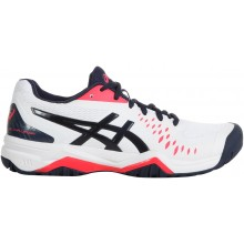 Chaussures Asics Femme Gel Challenger 12 Toutes Surfaces Blanches