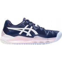 Chaussures Asics Femme Gel Resolution 8 Toutes Surfaces Bleues