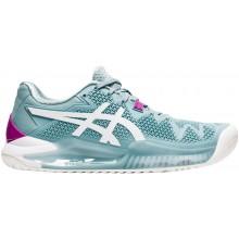 Chaussures Asics Femme Gel Resolution 8 Melbourne Toutes Surfaces