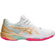 Chaussures Asics Femme Solution Speed FF 2 Paris Terre Battue