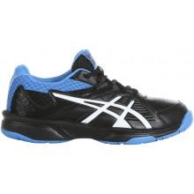 Chaussures Asics Junior Court Slide Toutes Surfaces Noires