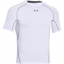 Tee-Shirt Technique Under Armour Heatgear Blanc