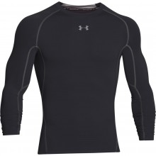 Tee-Shirt Manches Longues Compression Under Armour Noir