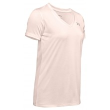 Tee-Shirt Under Armour Femme Twist Brune