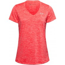 Tee-Shirt Under Armour Femme Twist Rose