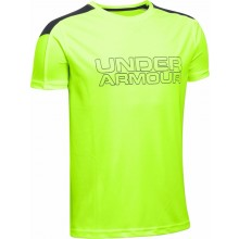Tee-Shirt Under Armour Junior Activate 2017 Jaune