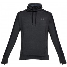 Sweat Under Armour Femme Featherweight Fleece Funnel Noir