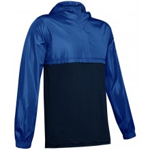 Anorak Under Armour 1/2 Zip Bleu