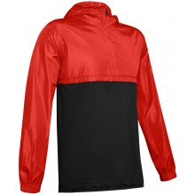 Anorak Under Armour 1/2 Zip Rouge