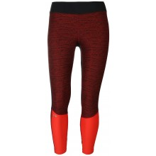 Collant Under Armour Femme Heatgear Crop Rouge